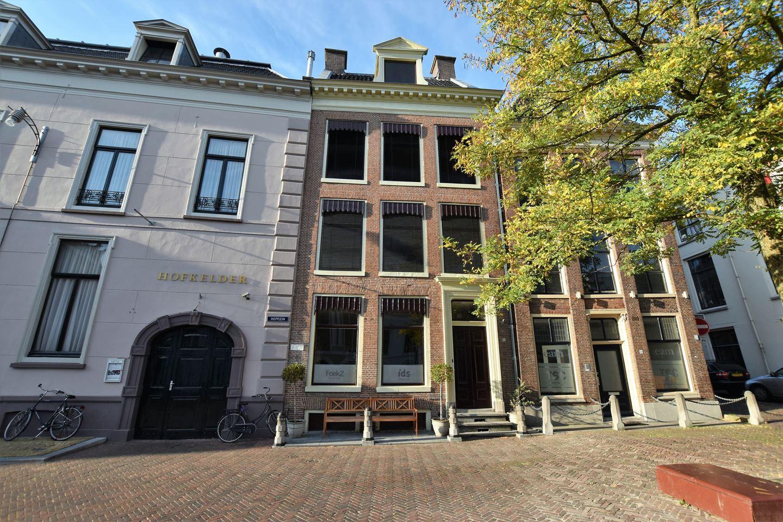 Lokatie van het internetburo in Leeuwarden